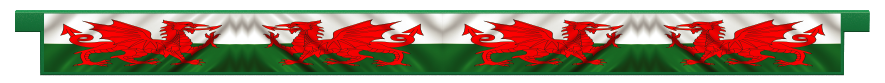 Planks > Straight Plank > Welsh Flag
