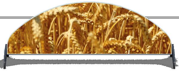 Fillers > Half Moon Filler > Wheat Field