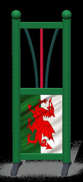 Wing > Combi G > Welsh Flag