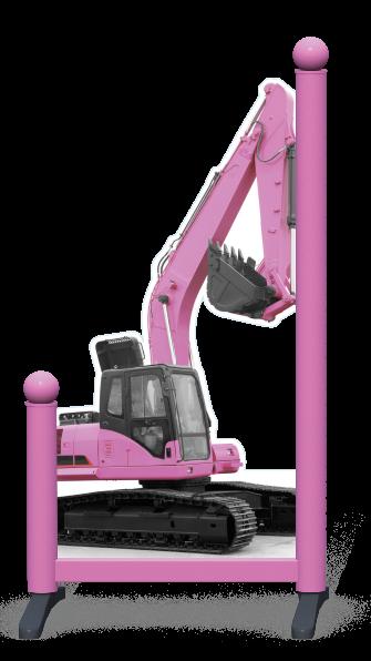 Wing > Digger > Pink Digger