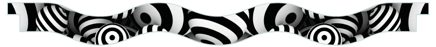 Planks > Wavy Plank > Striped Circles