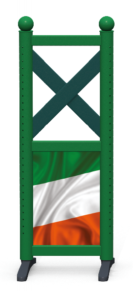 Wing > Combi F > Irish Flag