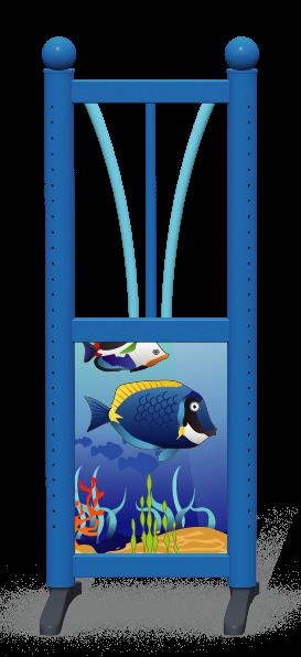 Wing > Combi G > Tropical Fish