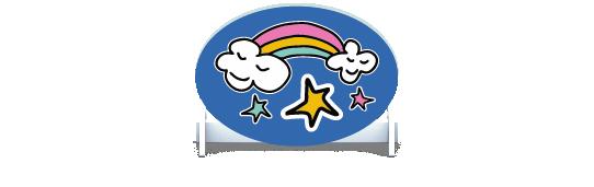 Fillers > Oval Filler > Unicorn Sky