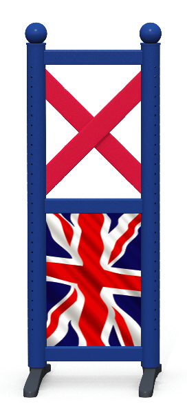Wing > Combi F > United Kingdom Flag
