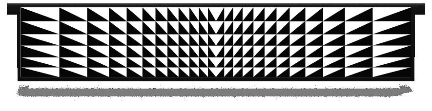 Fillers > Hanging Solid Filler > Triangles