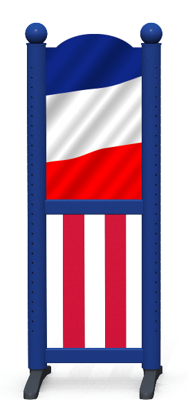 Wing > Combi L > French Flag