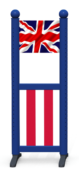Wing > Combi K > United Kingdom Flag
