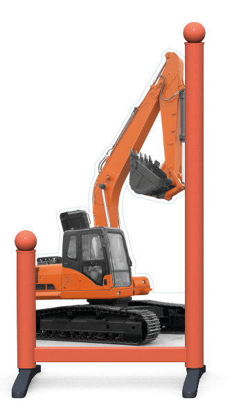 Wing > Digger > Orange Digger