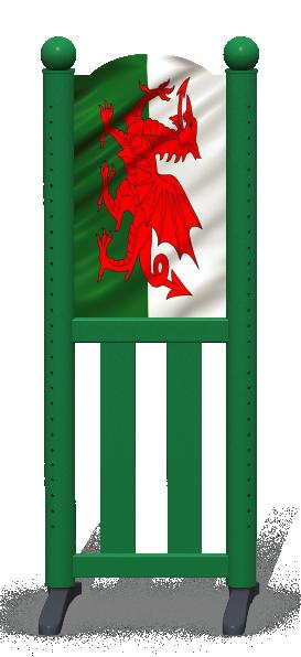 Wing > Combi L > Welsh Flag