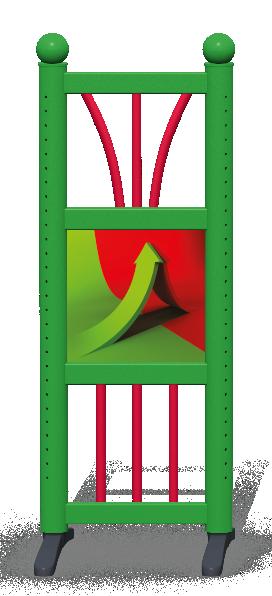 Wing > Combi D > 3D Arrows