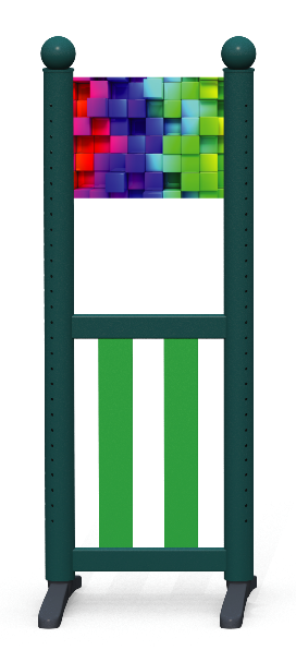 Wing > Combi K > Rainbow Cubes