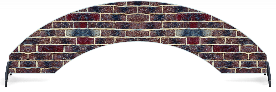 Fillers > Arch Filler > New Brick